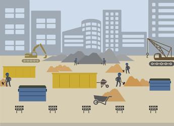 Construction Dumpsters